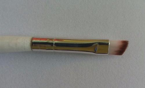 1 pincel aplicação de gel uv unhas tips acrigel gel fibra