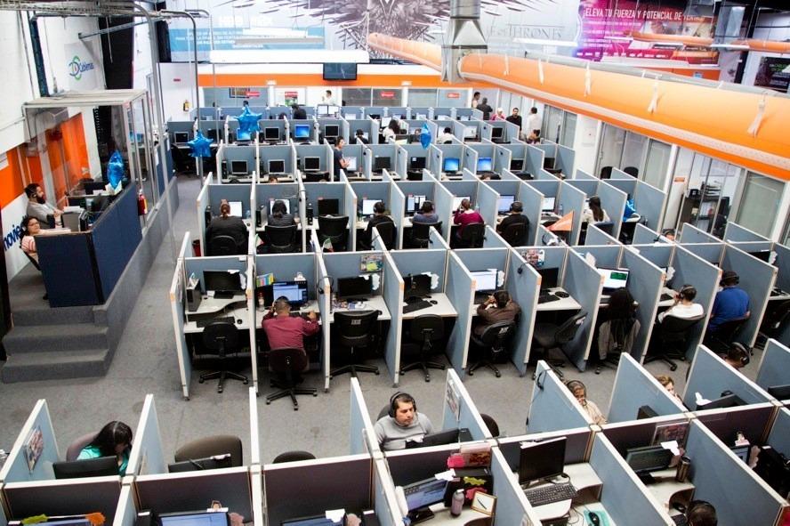 1 piso call center oficinas consultorios edificio admin 200m
