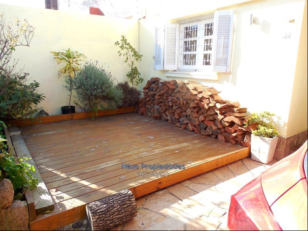 1 planta reciclada 2018 cochera y patio c/parrillero