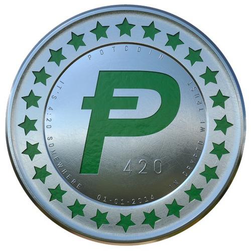 1 potcoin criptomoeda tipo bitcoin - litecoin - ethereum