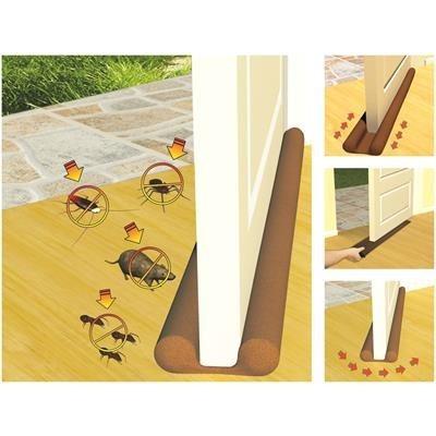 1 protetor de porta contra insetos poeria atacado