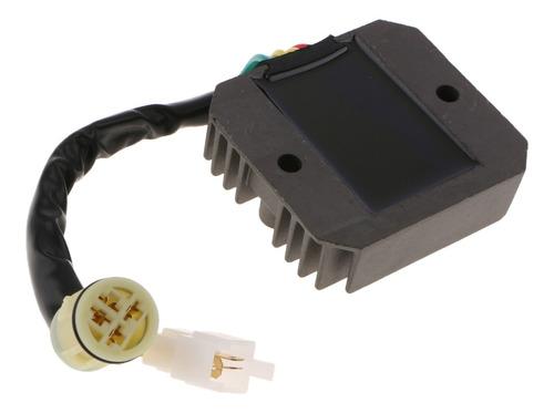 1 psc rectificador de voltaje 12v pieza de recambio