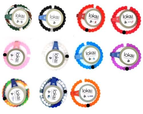 1 pulsera lokai en promoción + se envian al azar