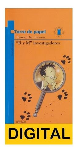 1 r y m investigadores