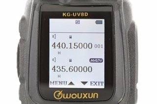1 radio wouxun kg-uv8d two way radio