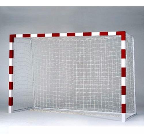 1 red arco futsal papi futbol salon handbol 3x2.m cajon 50cm