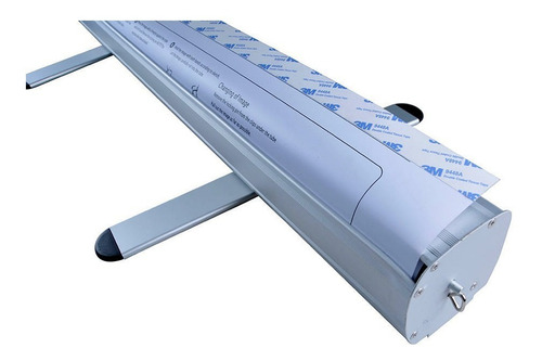 1 roll up- banner- reforzado 85x200 cm