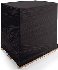 1 rollo estirable emplaye playo negro intenso 18x80x1000ft