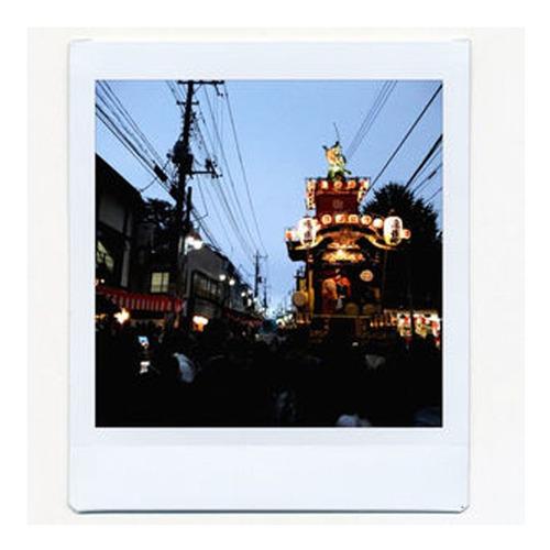 1 rollo fujifilm instax square tipo polaroid instantanea