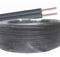1 rolo de fio externo de telefone -fe aa 80 pead 500m 2x0,8