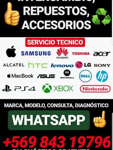 1 servicio tecnico celu notebook macbook tablet domicilio