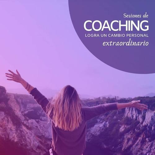 1 sesión de coaching de vida - desarrolla tu potencial