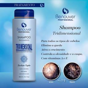 d1875e6f0 Shampoo Benouver Lama Negra - Produtos de Cabelo no Mercado Livre Brasil