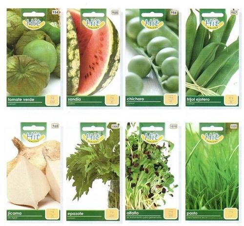 1 sobre de 220 semillas de chile gûero o hungaro var santafe