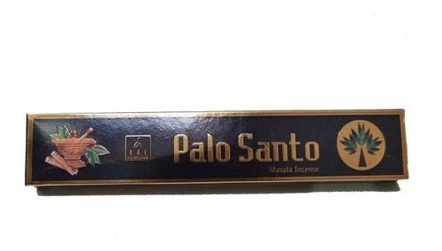 1 sobre de incienso palo santo masala totalmente artesanal