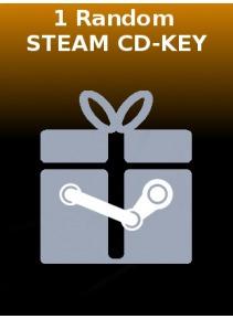 1 steam random key