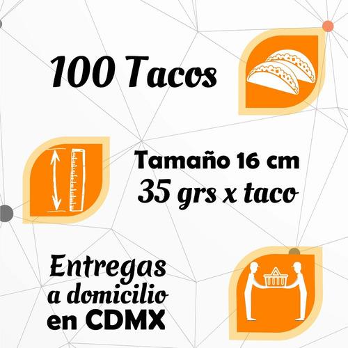1 taco de canasta deliciosos para eventos cdmx