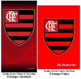 5707e292986b Toalha Do Flamengo Veludo Toalhas Banho - Acessórios para Banheiros no  Mercado Livre Brasil