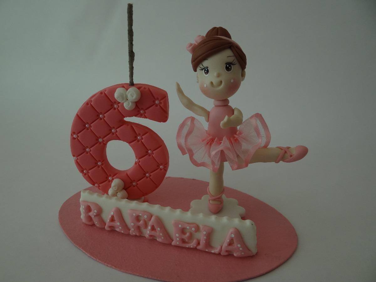 6aa6ea5d1a 1 topo de bolo em biscuit bailarina em pé. Carregando zoom.