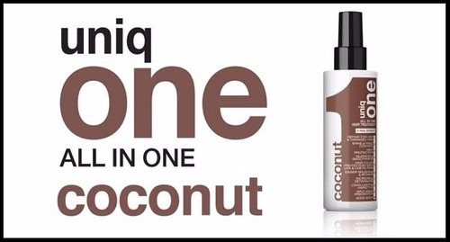 1 uniq one    coconut 10 em 1 - 150ml original