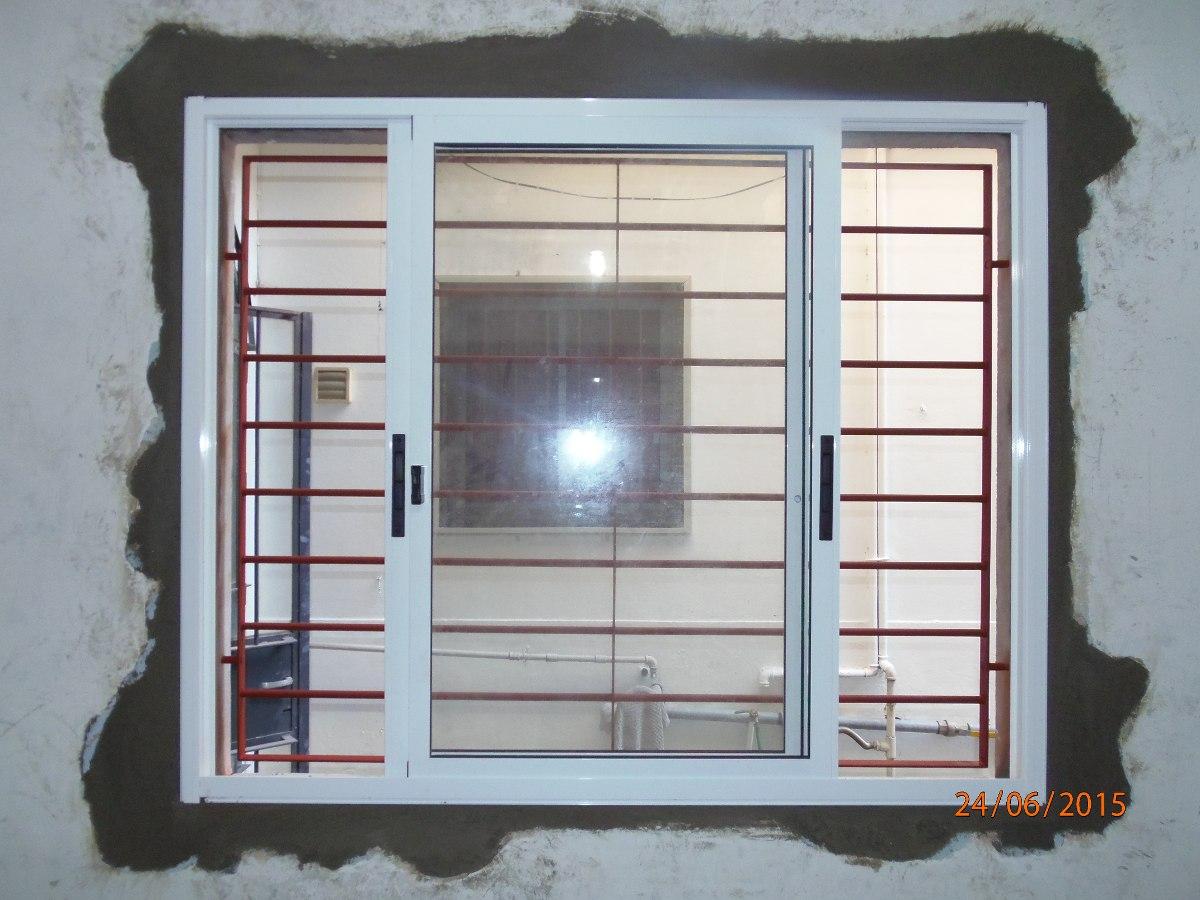 1 Ventana En Aluminio 9 300 00 En Mercado Libre ~ Cambiar Ventanas Precio Aproximado