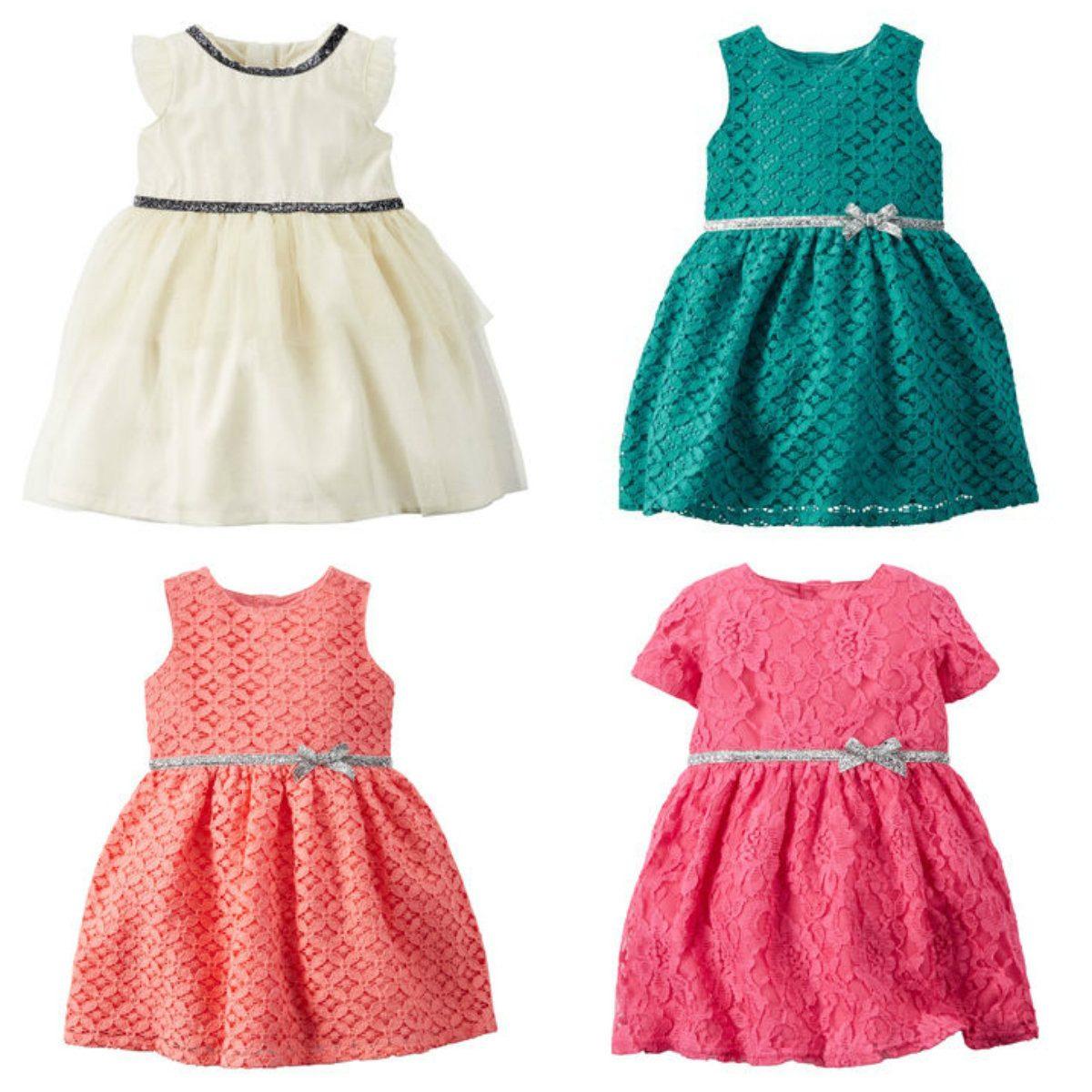 722ef5067 1 Vestido Carters Ropa Bebe Niña Conjuntos     -   299.00 en Mercado ...