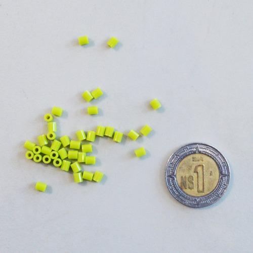 1 x bolsita 2000 hama beads mini 2.6mm (calidad a - soft)
