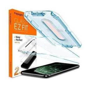 1 X Película Vidro Ez Fit Original Spigen iPhone 11 Pro Xs X