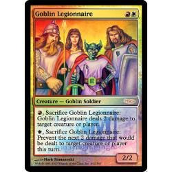 1 x promo card goblin legionnaire - legionário goblin promo