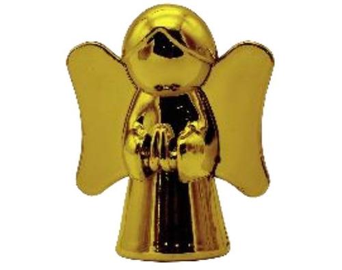 10 anjinho dourado 6x7 primeira comunhão batizado eucaristia