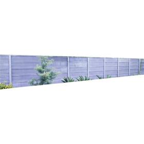 10 Años De Garantia !  Pared Premoldeada  Muro Premoldado