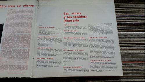 10 años de la argentina y el mundo