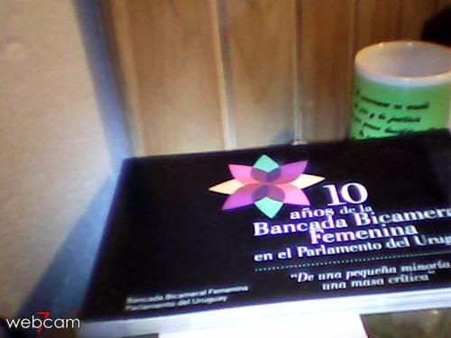 10 años de la bancada bicameral femenina en el uruguay