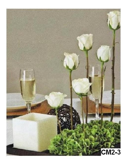 10 Arreglos Florales Para Boda