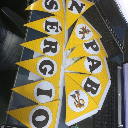 10 bandeirola grande tamanho 38x26 todos os temas envio 72h