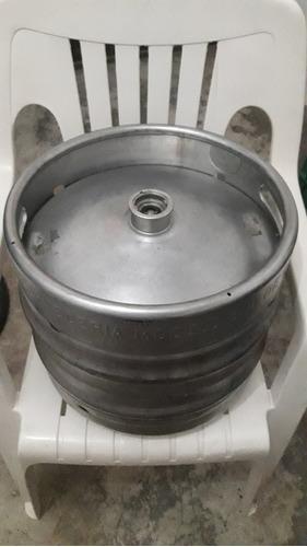 10 barriles de cerveza de acero inoxidable