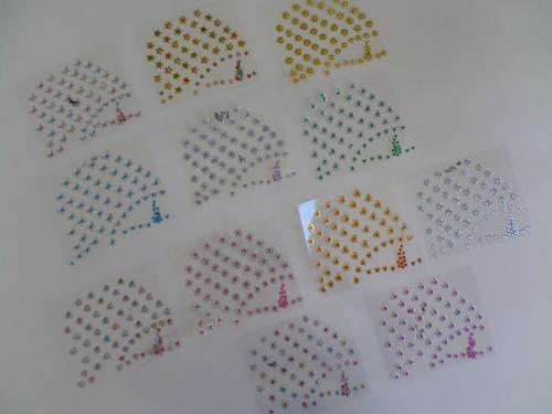10 binds adesivos pets piercing de caes e gatos enfeite pet