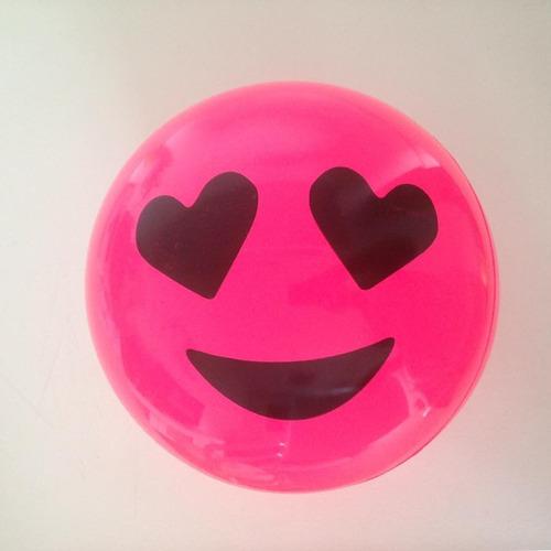 10 bola de vinil coloridas lembrança p/ aniversário 23cm :)