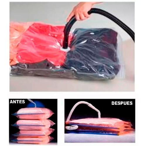 10 bolsas de vacio ahorra espacio no + humedad  100x110cm
