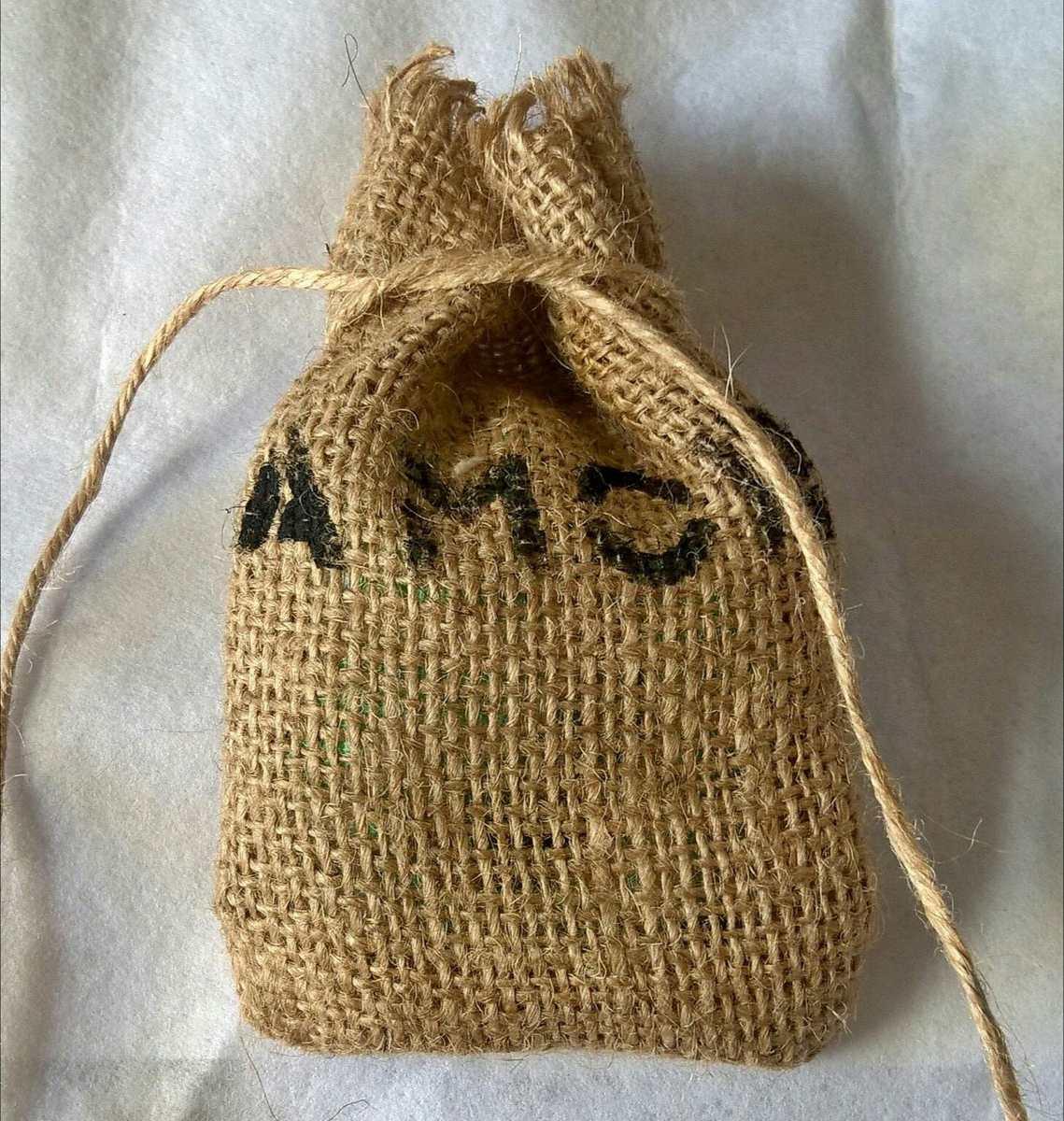 bolsas regalo eventos tela arpillera