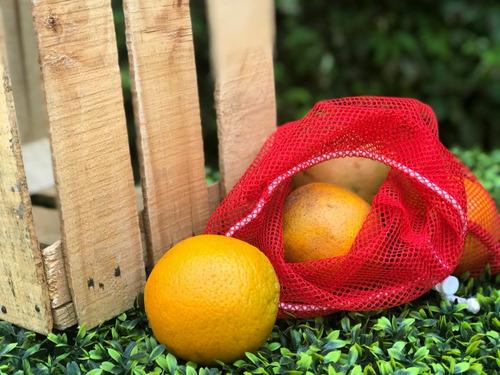 10 bolsas reutilizables grandes para supermercado