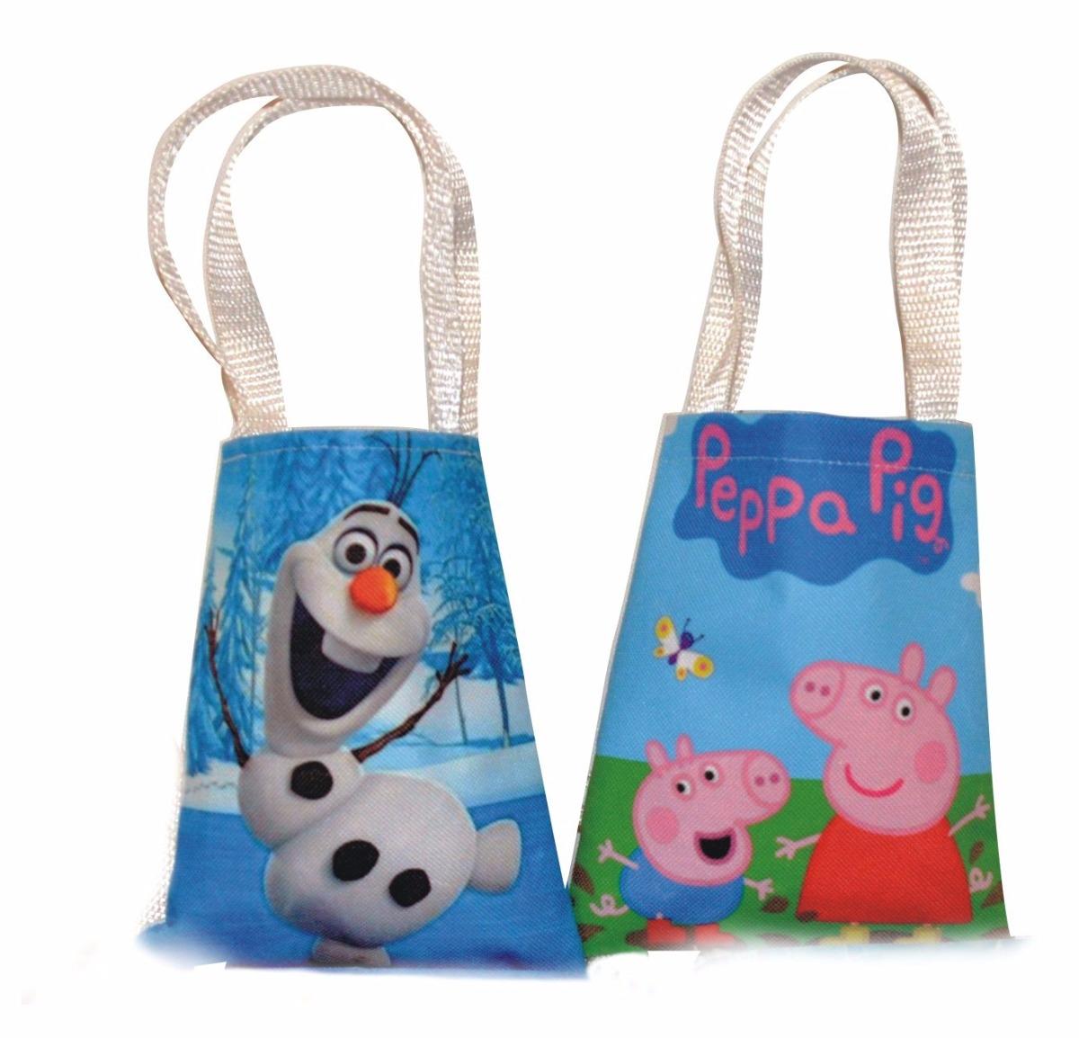 10 bolsitas dulceros personalizados regalo para fiestas for Regalos para fiestas de cumpleanos infantiles