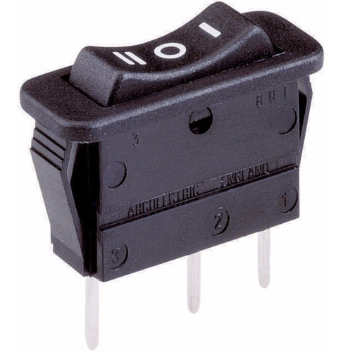 10 botão interruptor on off rocker switch 10a/250v 15a/125v