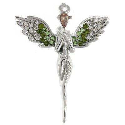 10 broches perdedor ángel mayoreo envío gratis