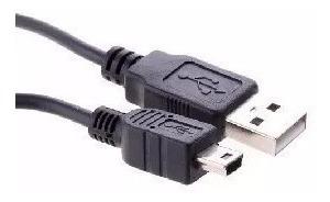 10 cabo carregador usb x v3 mini gps mp3 tablet 1,5 metros