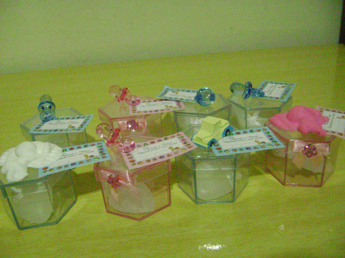 10 caixinhas de acrilico lembrancinhas para maternidade,