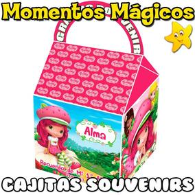 d50c4ec91 Bolsitas De Tela Frutillita - Souvenirs para Cumpleaños Infantiles ...