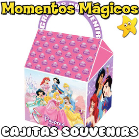 0dafc7774 Bolsitas Sorpresa Princesas - Souvenirs para Cumpleaños Infantiles en  Mercado Libre Argentina
