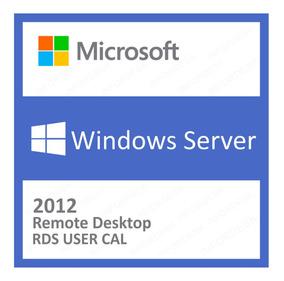 10 Cal Remote Desktop Service User Cal Winsvrcal 2012