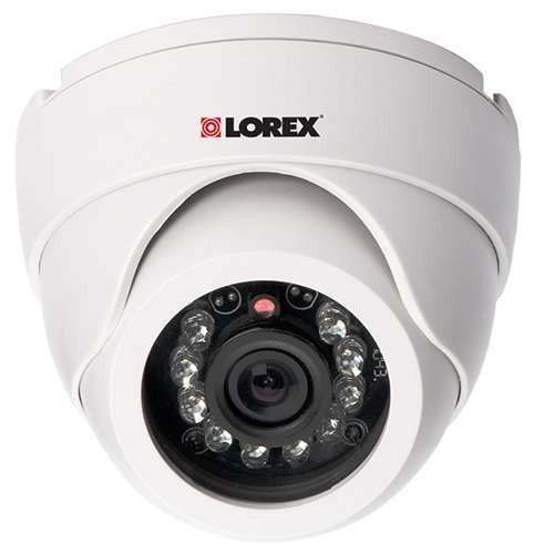 10 cámaras seguridad lorex dvr 960h 16 canales disco 2tb